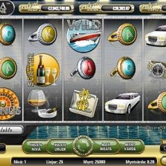 Spelautomater på nätet - Mega Fortune